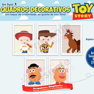 Quadros toy story para imprimir