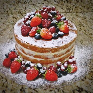 Bolo Naked Cake 2 kilos
