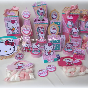 Kit Hello Kitty 3