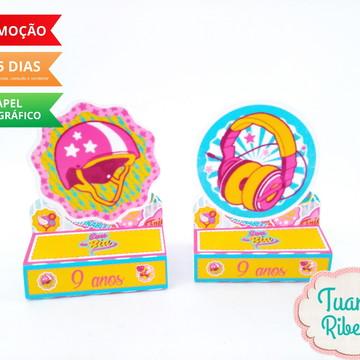 Porta Chocolate - Sou Luna