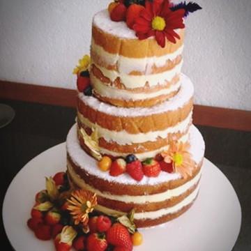 Bolo Naked Cake 10 kilos