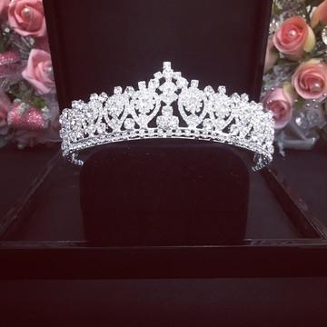 Coroa para noiva