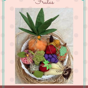Apostila Frutas
