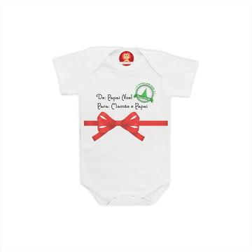 Body ou Camiseta Presente de Natal para Família