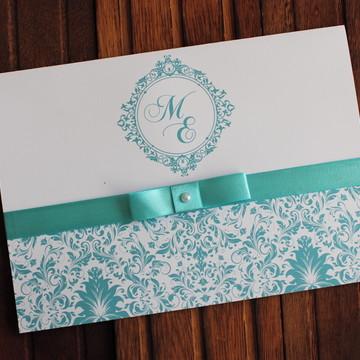 Convite Casamento - Convite 15 anos tiffany campo