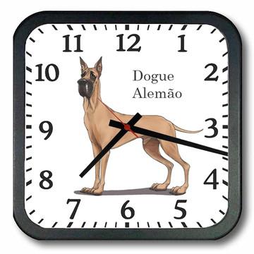 Relógio de Parede ´Dogue Alemão 1