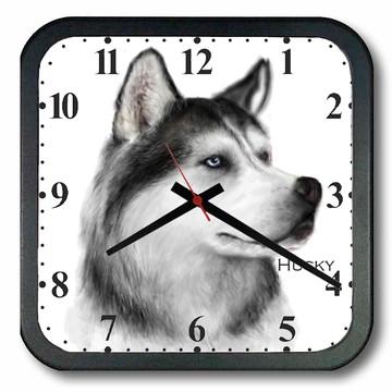 Relógio de Parede Husky Siberiano ´3