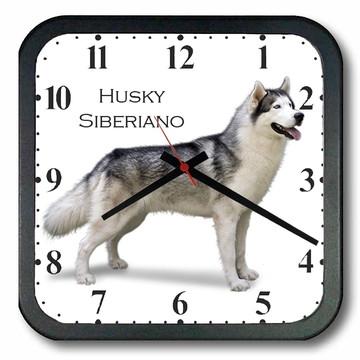 Relógio de Parede Husky Siberiano ´4