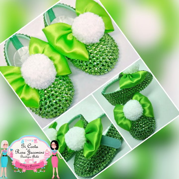 Sapato de cristal Baby Tinker Bell
