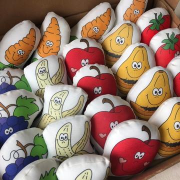 Kit frutas e verduras (P) 24+