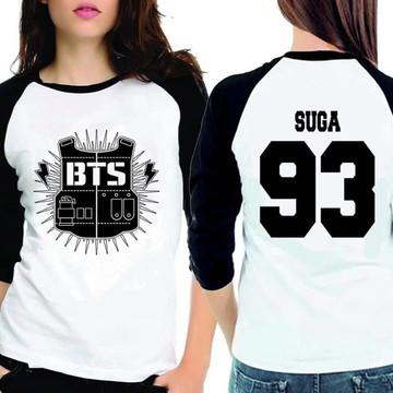 Camiseta personalizada Bts