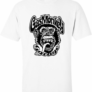 37918013e Camiseta Gas Monkey Garage