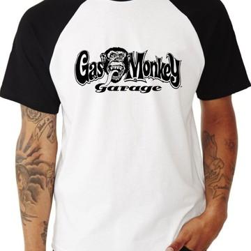 55b721275 Camiseta Gas Monkey Garage