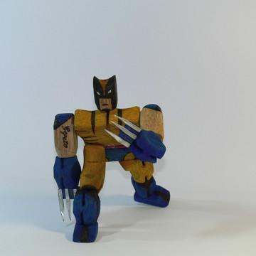 Gepeto Super Heros - Wolverine