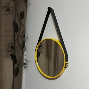 Espelho Adnet Amarelo