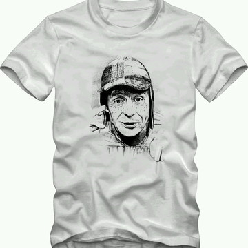 Camiseta Camisa Personagem Chaves + Brinde