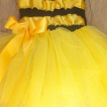 Vestido abelhinha Tuti