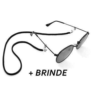 Corda Para Óculos Preta