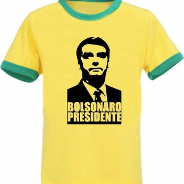 Camiseta Brasil Bolsonaro