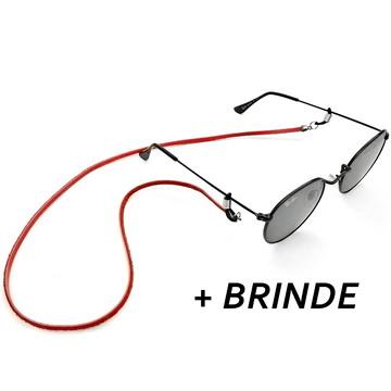 Corda Para Oculos Vermelha