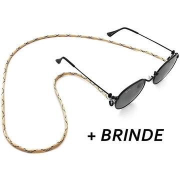 Cordinha Para Oculos Amarela