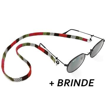 Corda De Óculos Verde