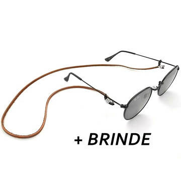 Cordinha Para Óculos Marrom