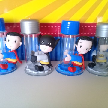 Super Herois No Mini Tubete
