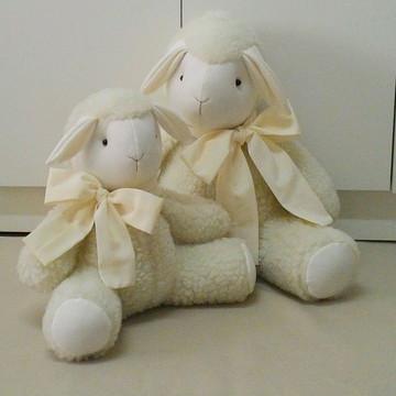 Kit ovelhas para decoração quarto de bebê