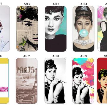 Capa Capinha Case - Audrey Hepburn - Xperia Z4 Z5