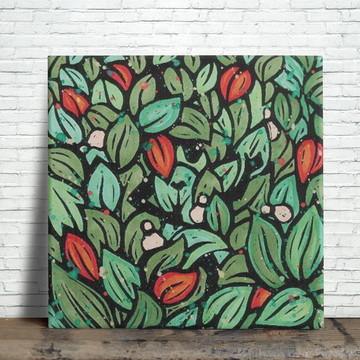 Azulejo Decorativo - Ossain Orixá