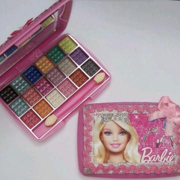 Maquiagem personalizada Barbie