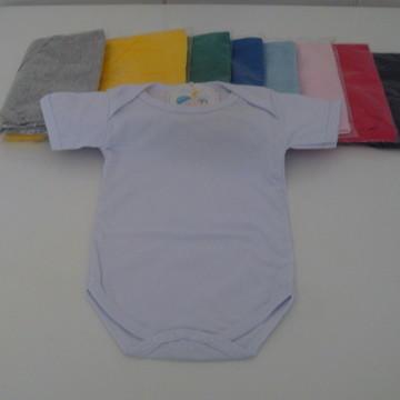 Bodies de bebê P/M/G/GG - Frete grátis -