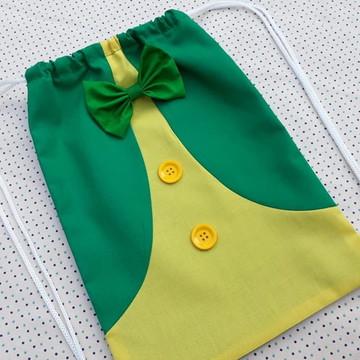 Mochilinha Sítio do pica pau amarelo