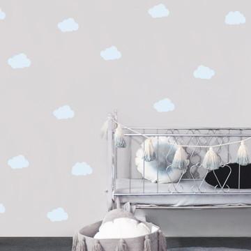 Adesivo nuvens