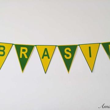 Bandeirolas - Brasil