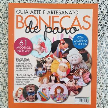 Livro - Bonecas de pano
