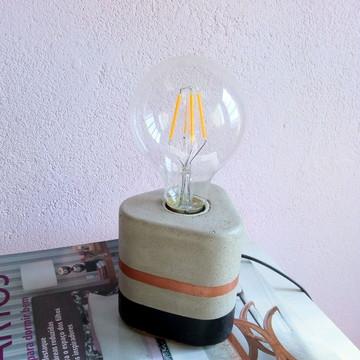 Luminária Prisma T. *Sem lâmpada