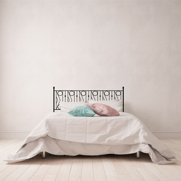 Cabeceira Element Old Gate (cama casal king)