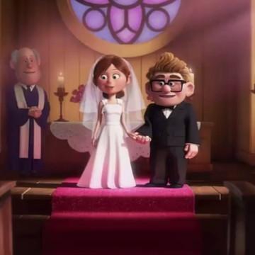 Retrospectiva Animada Casamento