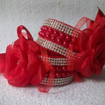 Porta Coque para Bailarinas / Noivas / Damas .
