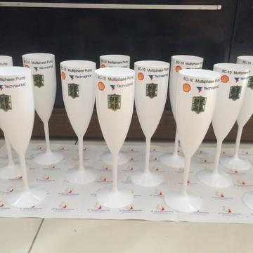 Taça Chopp personalizada eventos /brindes corporativos