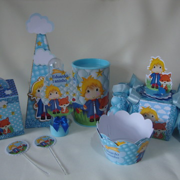 Kit Pequeno Príncipe #21