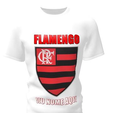 ac728e0920 Camiseta Camisa Blusa Personalizada Futebol Times Cariocas