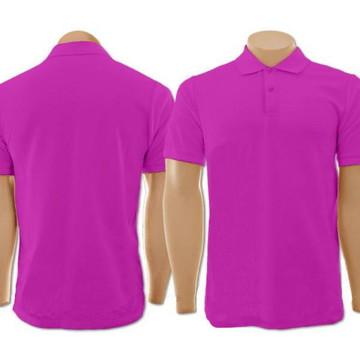 0adb304b51 Kit com 10 Camisetas Gola Polo Pink Masculina