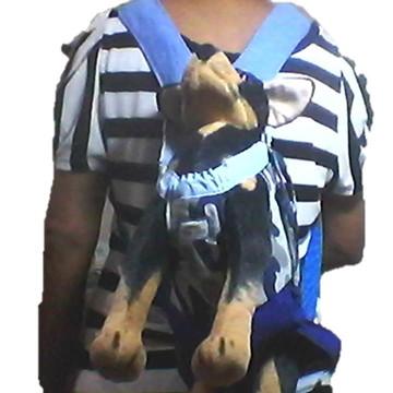 8d9e958af mochila canguru para pet + frete