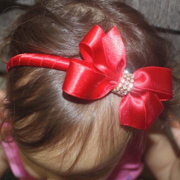 Tiara de Luxo Infantil para Festa