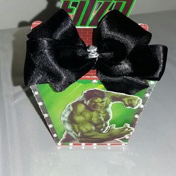 Caixa sushi - Mimo de luxo Hulk