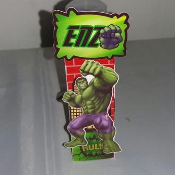 Tubete - mimo de luxo Hulk