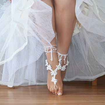 Acessórios para pés - Noiva - Modelo 04